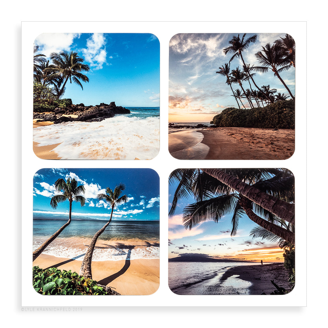 Coasters - Beaches - Pueo Gallery