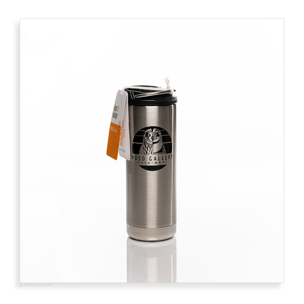 16 ounce insulated Klean Kanteen - Pueo Gallery