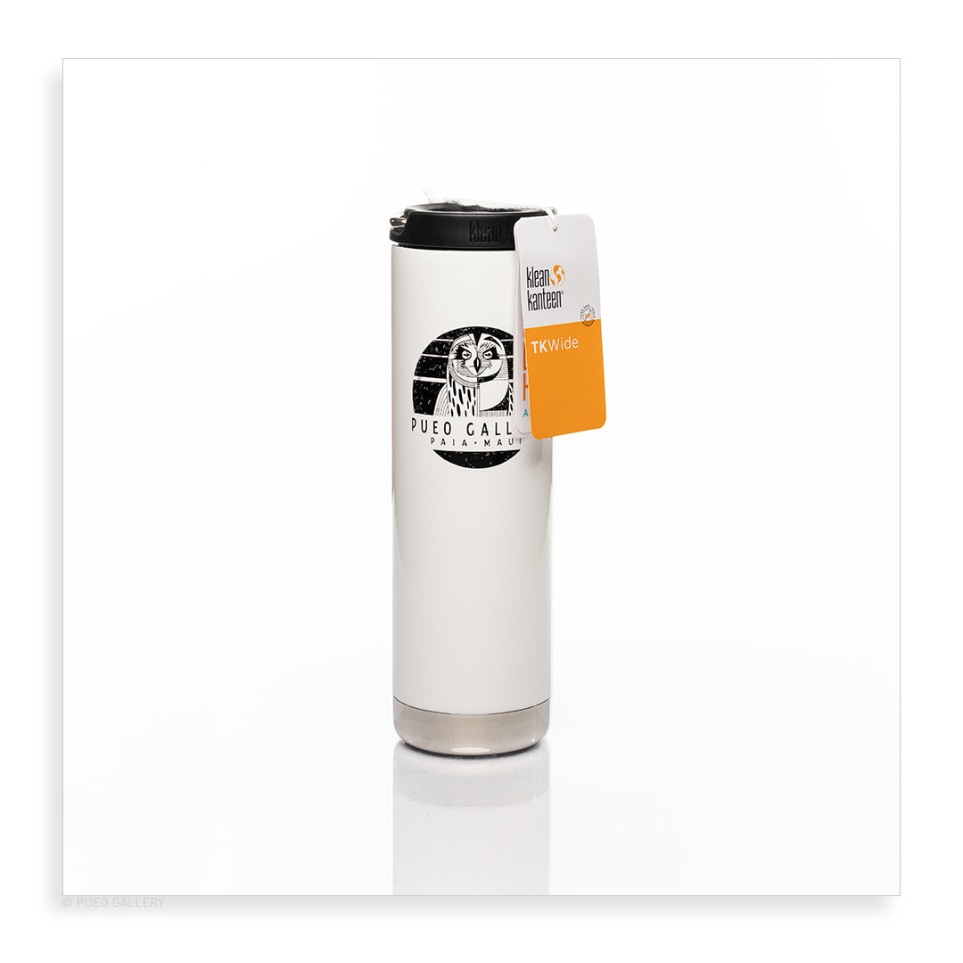 20 ounce insulated Klean Kanteen - Pueo Gallery