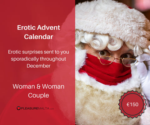 Advent Calendar [ Woman & Woman Couple ]