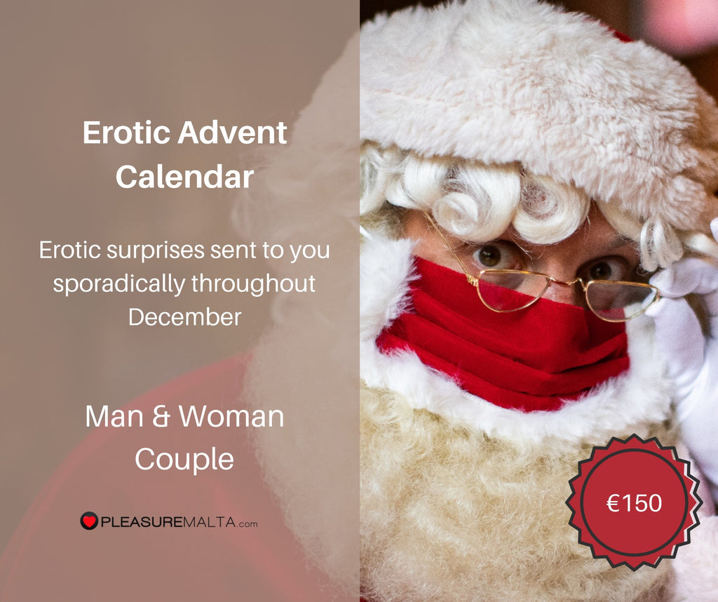 Advent Calendar [ Man & Woman Couple ] - Pleasuremalta