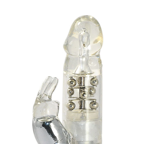 Platinum Rampant Rabbit Vibrator - Pleasuremalta