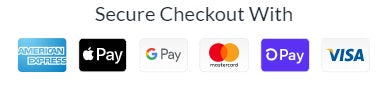 the pet talk secure check-out payment methods