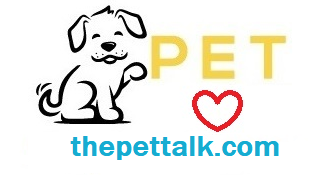the pet talk logo