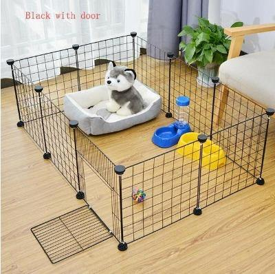 Foldable Durable Fences Pet Guard - The Pet Talk