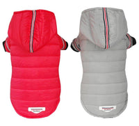 Winter Warm Pet Dog Jacket Hoodies | The Pet Talk