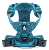 Durable Reflective Pet Harness Running Safety Lift Pulling | The Pet Talk