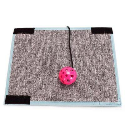 Sisal Cat Scratch Board Mat - The Pet Talk