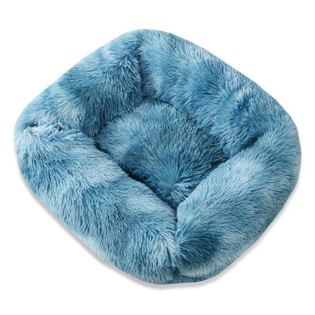 Rectangle Long Plush Pet Warm Winter Bed - The Pet Talk