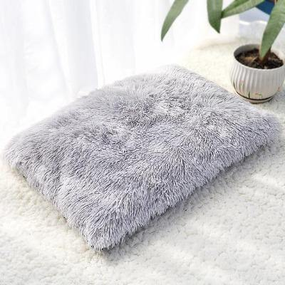 Pet Cushion Blanket Soft Fleece Mattress Bed - The Pet Talk