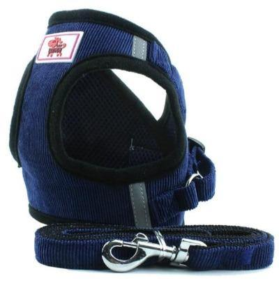 Soft Breathable Collar Vest Leash Adjustable - The Pet Talk