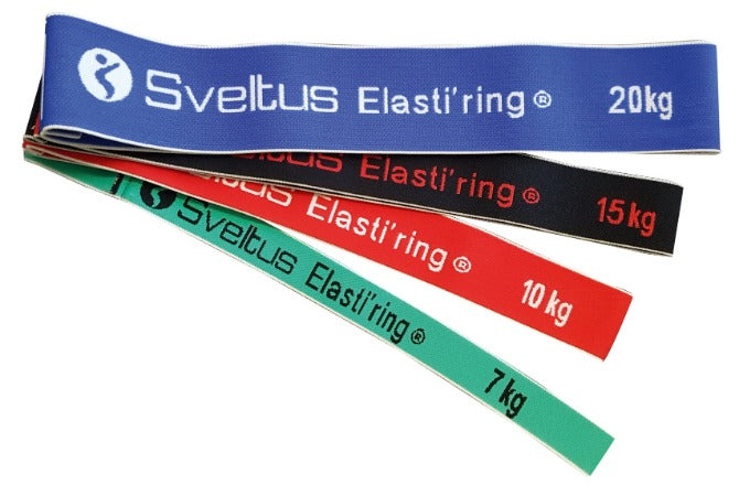 Set de 4 Elasti'ring - Sveltus