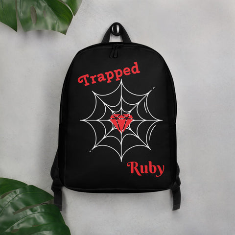 Trapped Ruby Noteworthy Backpack