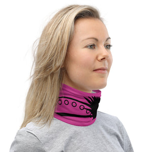 Envision Dream Versatile Pink Head Wrap and Neck Warmer
