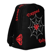 Load image into Gallery viewer, Trapped Ruby Noteworthy Backpack