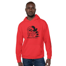 Load image into Gallery viewer, Envision Dream Color Vision Red Hoodie