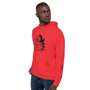 Envision Dream Color Vision Red Hoodie