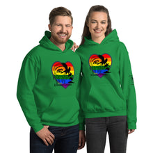 Load image into Gallery viewer, Envision Dream Rainbow Hoodie