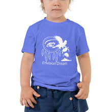 Load image into Gallery viewer, Envision Dream Blue Vision Toddler Short Sleeve Tee