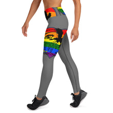 Load image into Gallery viewer, Envision Dream Rainbow Yoga Leggings
