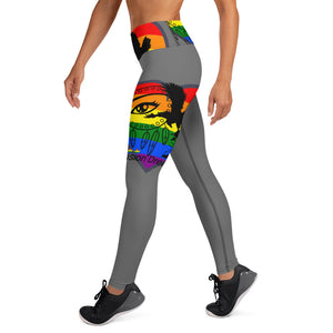 Envision Dream Rainbow Yoga Leggings