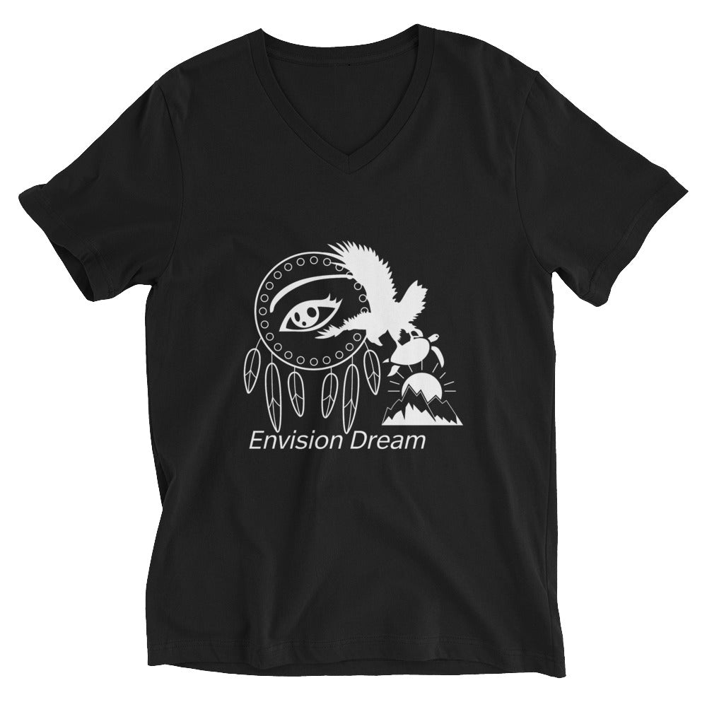 Envision Dream Night Vision V-Neck T-Shirt