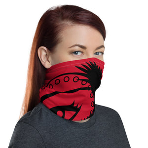 Envision Dream Versatile Red Head Wrap and Neck Warmer