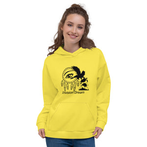 Envision Dream Color Vision Yellow Hoodie