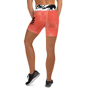 Envision Dream Coral Yoga Shorts