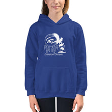 Load image into Gallery viewer, Envision Dream Blue Vision Kids Hoodie