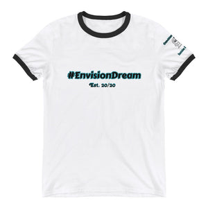 Envision Dream Hashtag T-Shirt