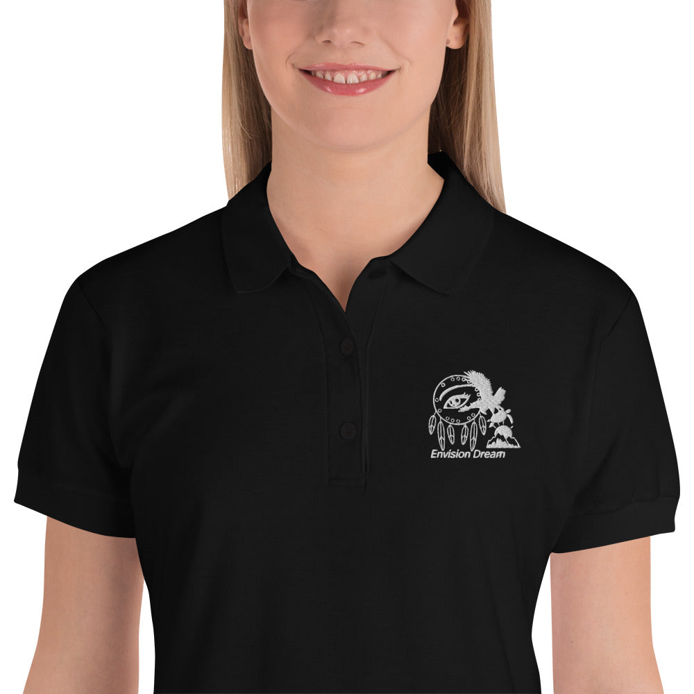 Envision Dream Night Vision Women's Polo Shirt