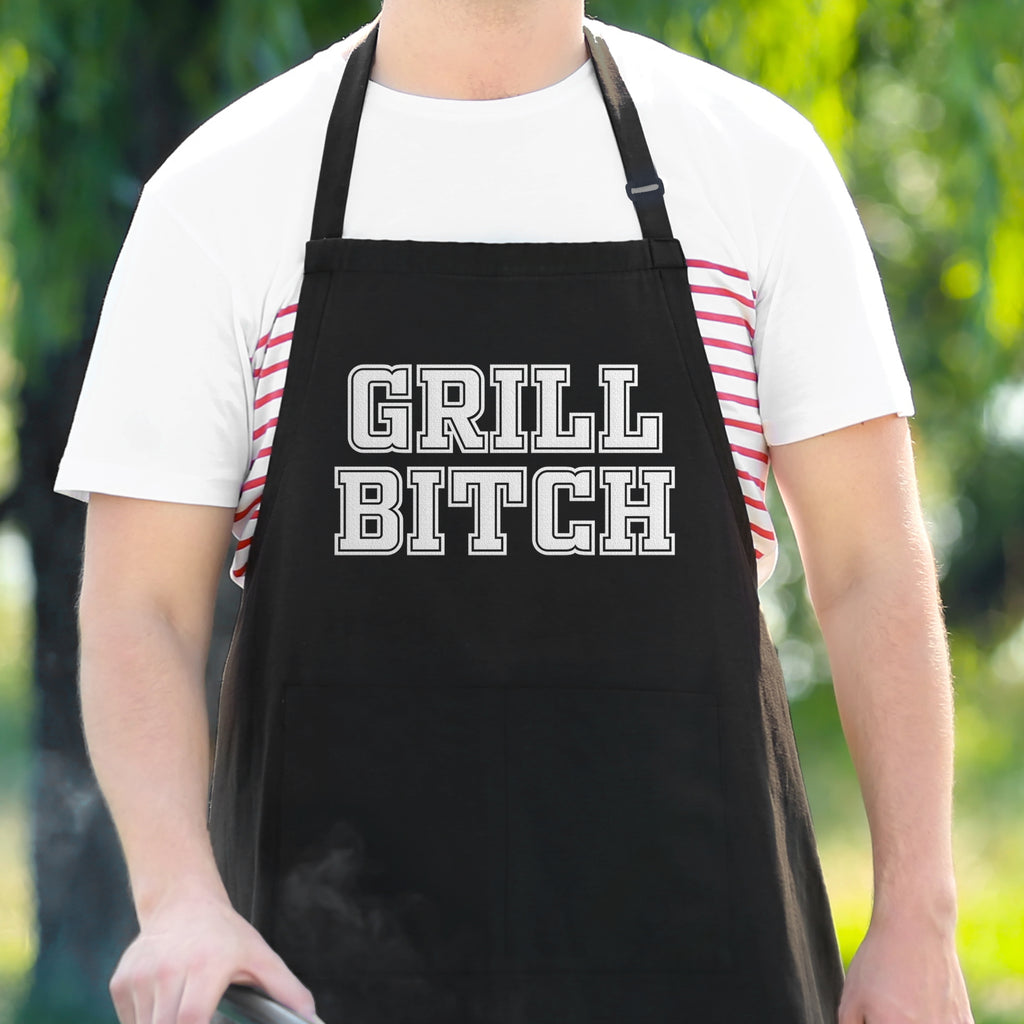 Grill Bitch - Funny Apron