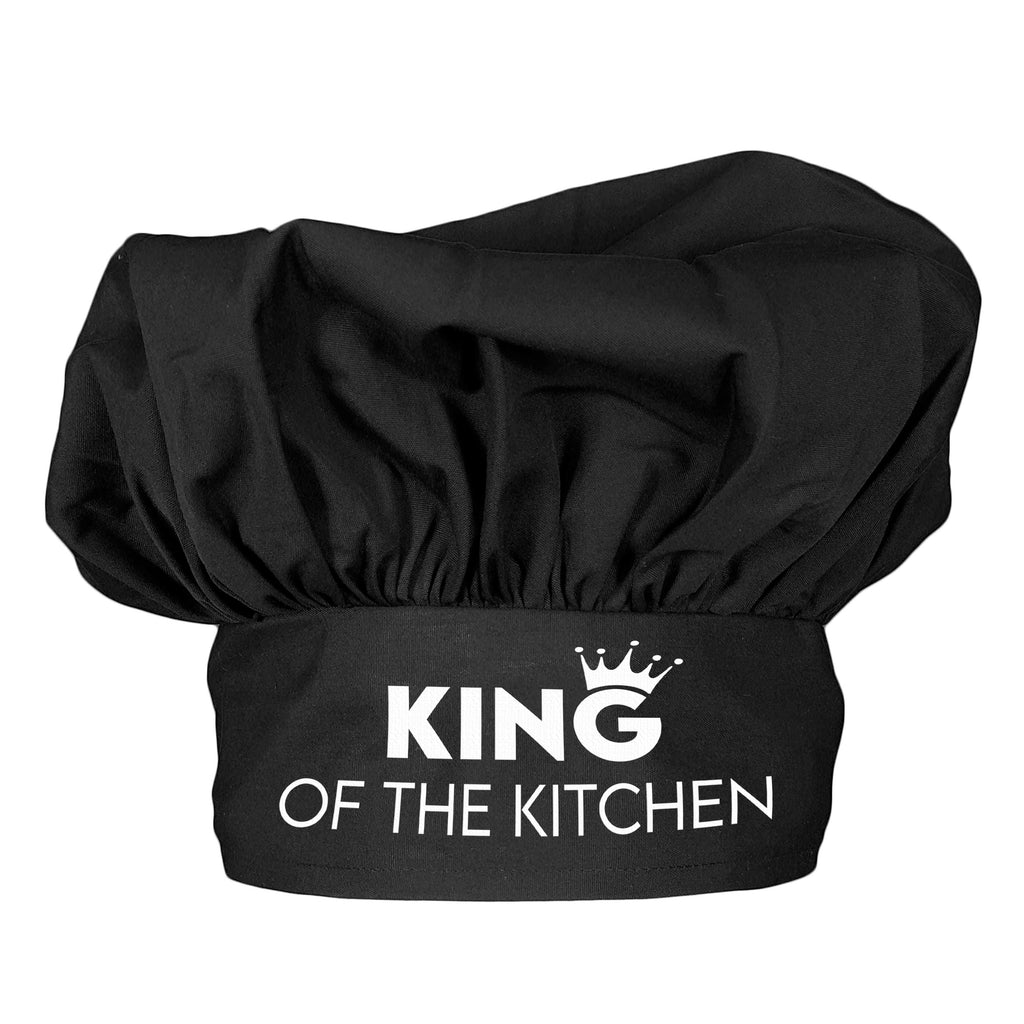 King Of The Kitchen - Adjustable Chef Hat