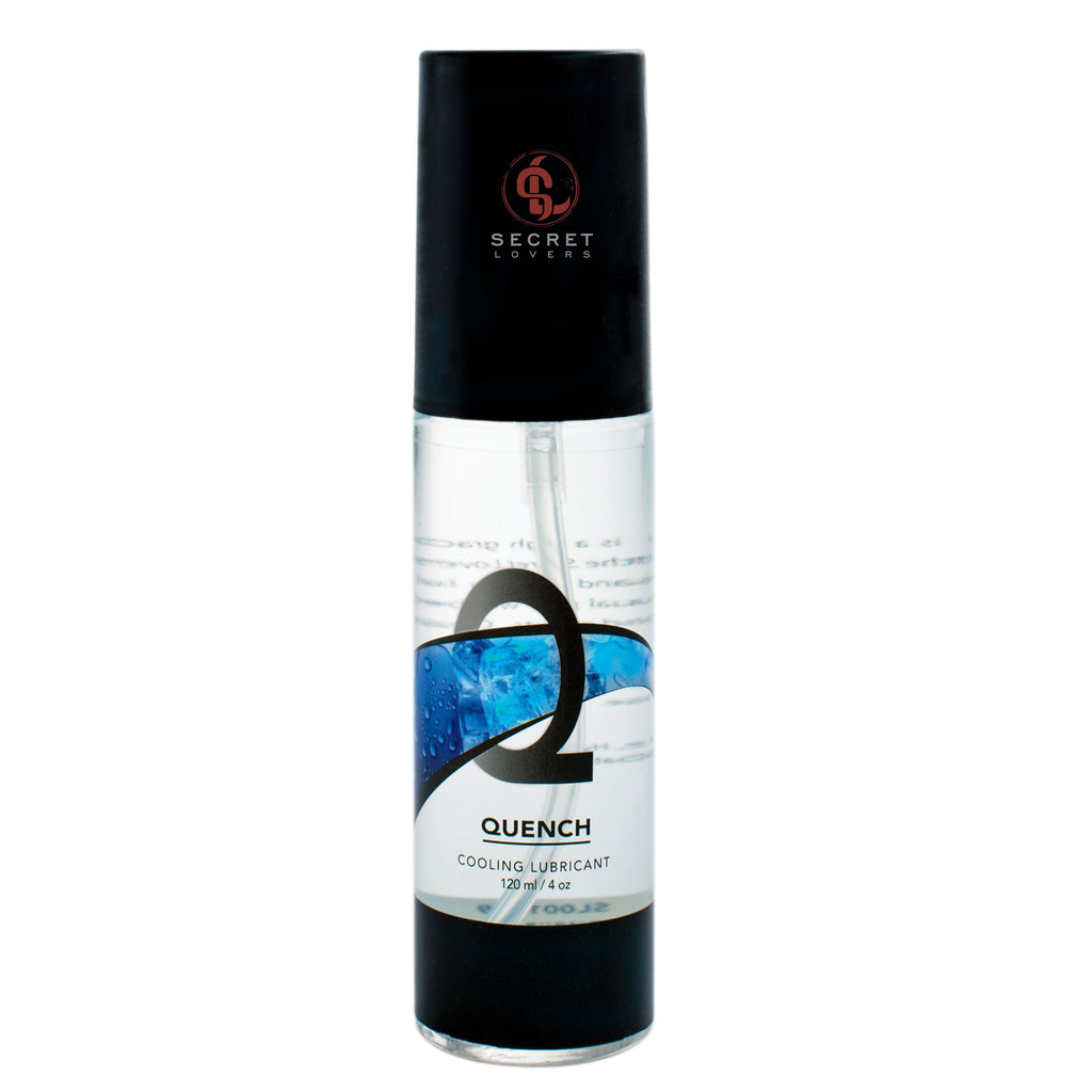 Secret Lovers Cooling Waterbased Lubricant