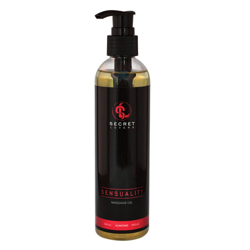 Secret Lovers Sensual Massage Oil
