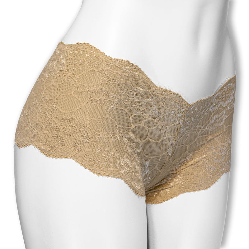 La Lure Superb Lace Boyshort Panties