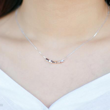 Load image into Gallery viewer, Beans Charm Necklace