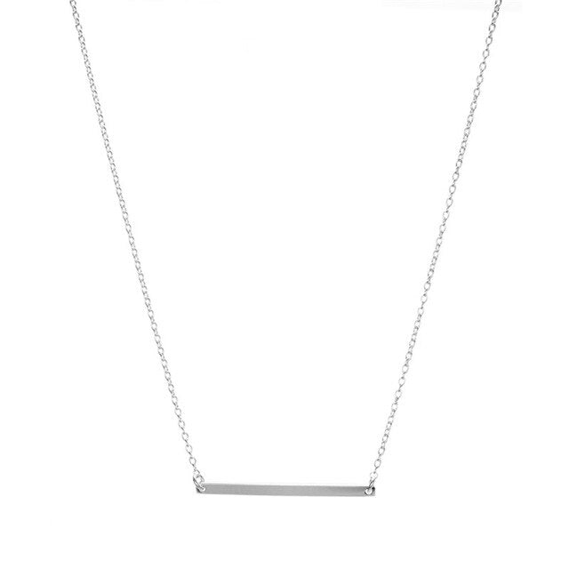 Long Simple Necklace