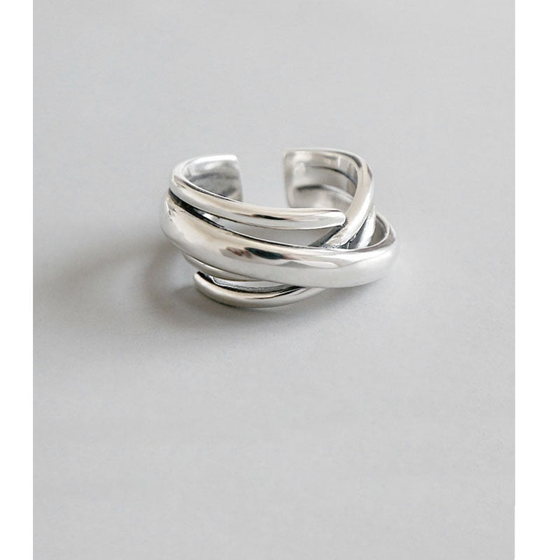 Geometric Irregular Ring