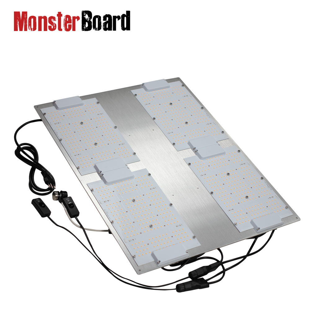 MonsterBoard 480w full spectrum led grow light