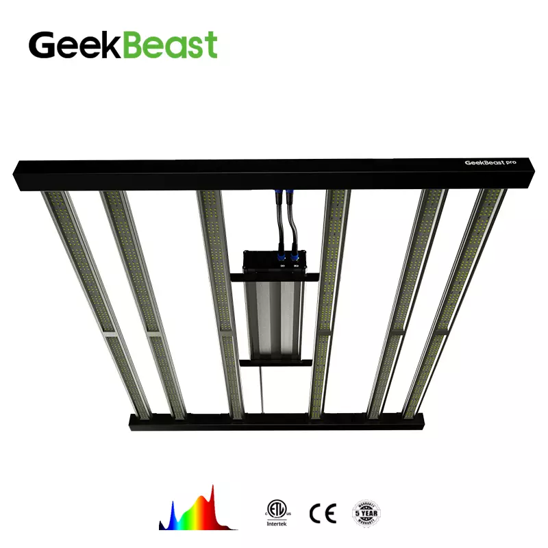 GeekBeast 630w Pro LED Grow Light