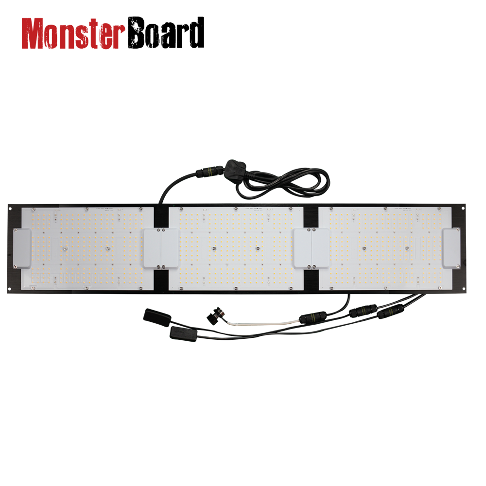 MonsterBoard 320w full spectrum led grow light