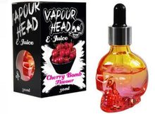 Load image into Gallery viewer, Vapour Head E-Juices 30mL (Various Flavours) - Best Bongs And More