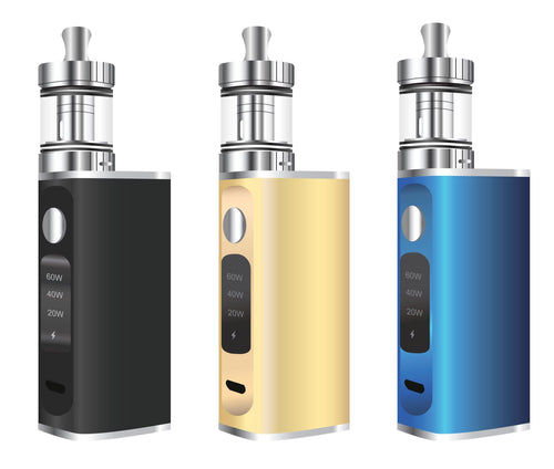 Trio Tenor 60W Vape Kit (Choose Colour) - Best Bongs And More