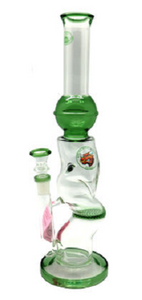 Agung Bull Percolator Glass Bong 36cm - Best Bongs And More