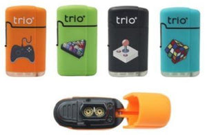Gaming Twin Jet Lighter Refillable - Best Bongs And More