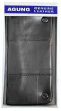 Load image into Gallery viewer, Agung Large Leather Tobacco Pouch (Choose Colour) - Best Bongs And More