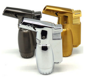 Small Metal Refillable Jet Lighter