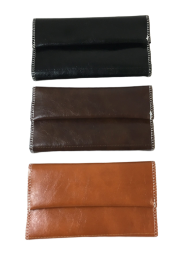 Plain Designs Tobacco Pouch Storage (Holds 25 Grams)